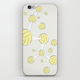 Soccer DNA iPhone Skin