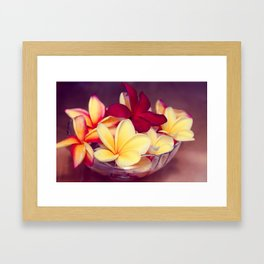 Gifts of the Heart Framed Art Print