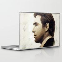 lee pace Laptop & iPad Skins featuring Lee Pace by LindaMarieAnson