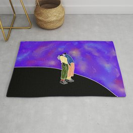 The Stars and You Rug
