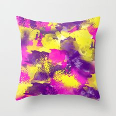 Looking within Throw Pillow
