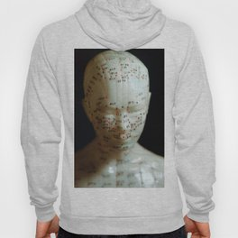 Acupuncture Doll Hoody