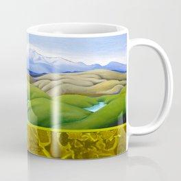 The Lie of the Land: Tararua Coffee Mug
