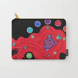 Cosmic Mermaid Carry-All Pouch