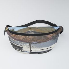 Carribean sea 16 Fanny Pack