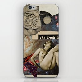 The Truth Is iPhone Skin