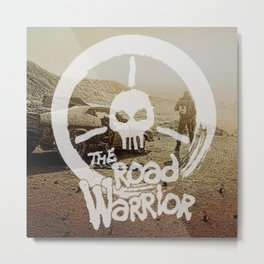 The Road Warrrior Metal Print