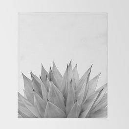 Agave Vibes #10 #tropical #decor #art #society6 Throw Blanket