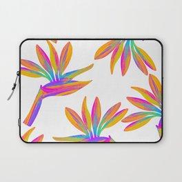 UrbanNesian Bird of Paradise  Laptop Sleeve