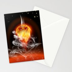 Feuerfisch - fire fish Stationery Cards