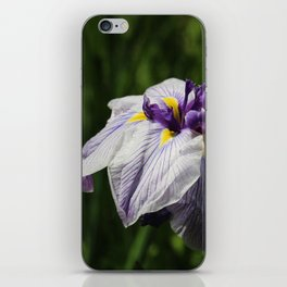 The lonesome flower iPhone Skin