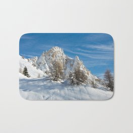Alpine Mountain, Les Arcs Resort Bath Mat