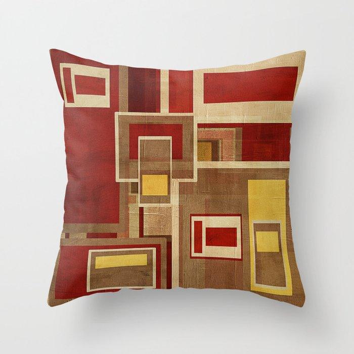 Textures/Abstract 93 Throw Pillow
