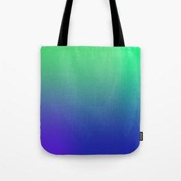 Green Blues Tote Bag