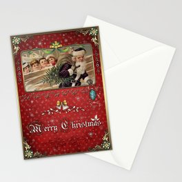 Christmas Vintage 144 Stationery Cards