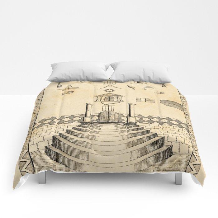 EA Tracing Board Comforters