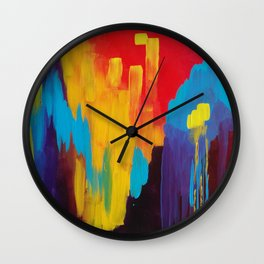 Temptation Wall Clock