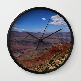 A Marvelous Grand Canyon View Wall Clock