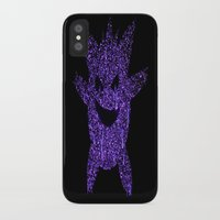 gengar iPhone & iPod Cases featuring Gengar by Dead City
