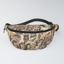 Spiffing Spitting Parody Puppetry Fanny Pack