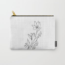 Florecer Carry-All Pouch