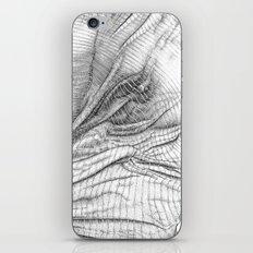 ASC 634 - Le drapé (Paranormal activity) iPhone & iPod Skin