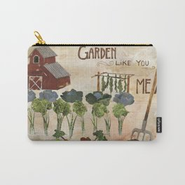 Garden Like You Mean It Carry-All Pouch
