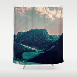 Mountain Call Shower Curtain