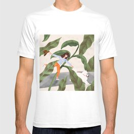 Going On A Walk T-shirt