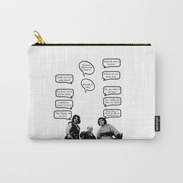 Princess Bride Peanut Rhyme Carry-All Pouch