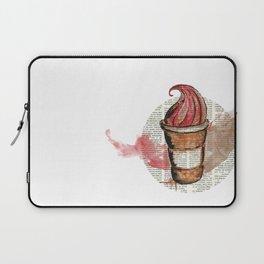La Excusa 1 / Café - Coffee Laptop Sleeve