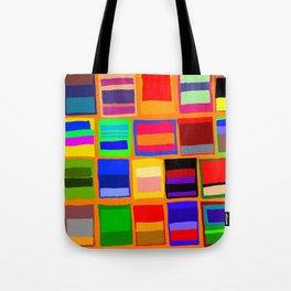 Rothkoesque Tote Bag