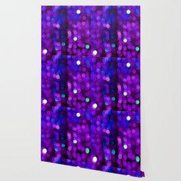 Purple Disco Wallpaper