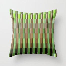 Kaleidoscope   Lotus Seed Pod Throw Pillow