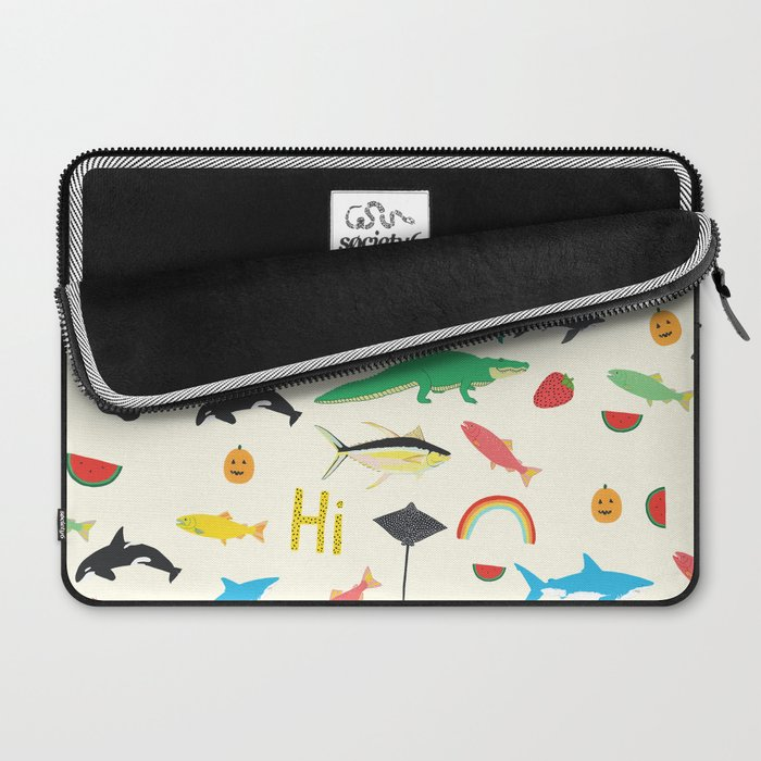 All Together Laptop Sleeve