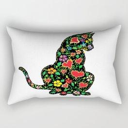 Catscratch Rectangular Pillow