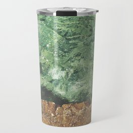 Sea contrast Travel Mug