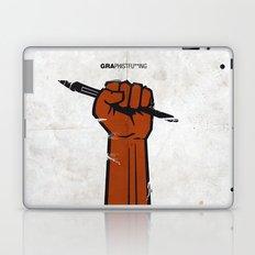 Graphistfu**ing Laptop & iPad Skin