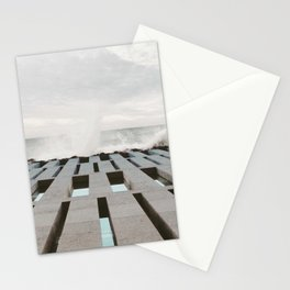 Architecture of Impossible_Sea Museum Stationery Cards