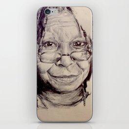 Whoopi iPhone Skin