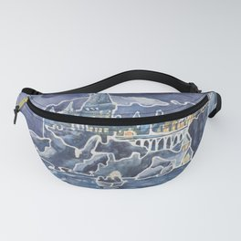 Magic Castle School for Magical Kids Fanny Pack