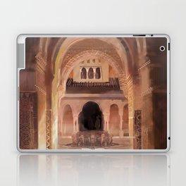 Patio de los Leones Laptop & iPad Skin