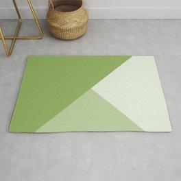 Green Tones Rug