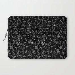 BLACK RANDOM HOPPER - TANUKI - OSCANIMATION Laptop Sleeve