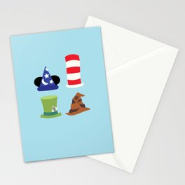 Magic in a Hat Stationery Cards