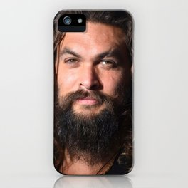 Jason Momoa iPhone Case