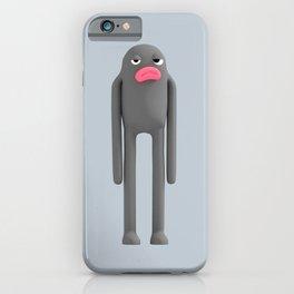 Lars Irritated iPhone Case