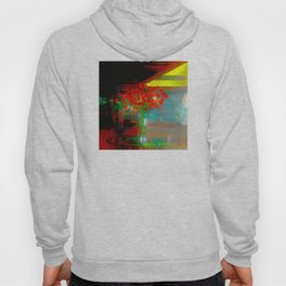 Bouquet Of Roses Abstract Hoody