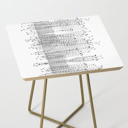 Seismograph Field Side Table