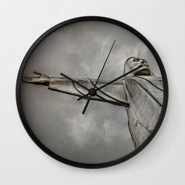 Christ of the Ozarks Wall Clock